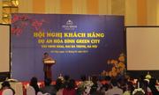 Tập đoàn Hòa Bình tặng quà cho khách mua căn hộ dát vàng