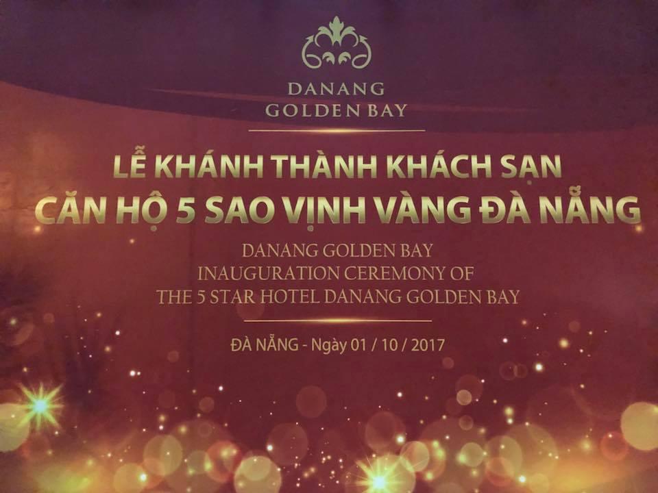 Lễ khánh thành Tổ hợp căn hộ khách sạn Hoà Bình Green Đà Nẵng