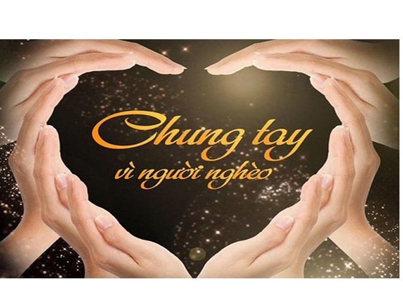 Ngày 31/12/2003, Công ty Hòa Bình ủng hộ quỹ vì người nghèo 100.000.000 đồng
