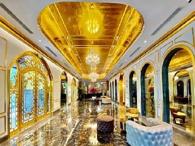 Toà nhà dát vàng của Việt Nam nổi bật trên báo Trung Quốc