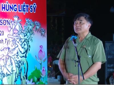 Một số hoạt động tiêu biểu hội cựu chiến binh Công ty TNHHHòa Bình
