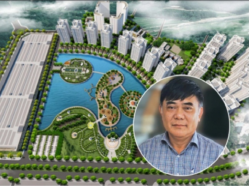 Đại gia Đường 'bia' khởi động kế hoạch xây TTTM có doanh thu 1.000 tỷ mỗi ngày