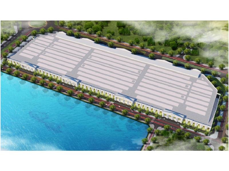 Dự án trung tâm outlet lớn nhất nước gần 1 năm chưa chốt được địa điểm