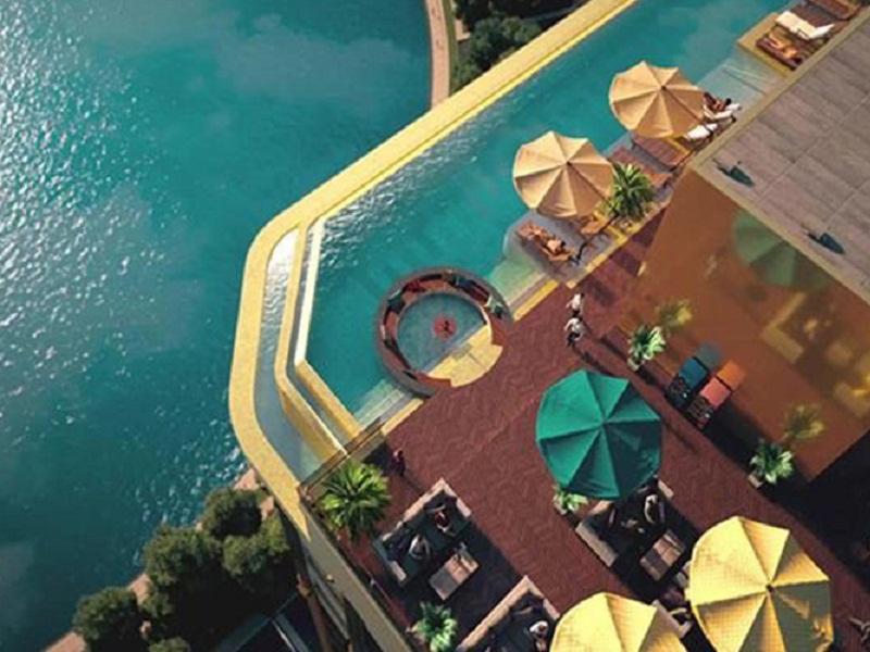 Khách sạn độc đáo giữa lòng Hà Nội - Dolce by Wyndham Hanoi Golden Lake